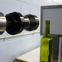 Quality Inspection of Wine Bottles using Machine Vision