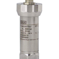 New pressure transmitter breaks the 10 000bar barrier