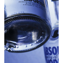 Laser coding stops imitations for Absolut Vodka