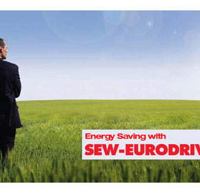 Energy Saving with SEW-EURODRIVE