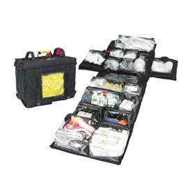 SMART Stor-It Triage /Trauma Bag