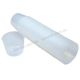 Medicine Measure Cups, 30mL & 60mL Sizes