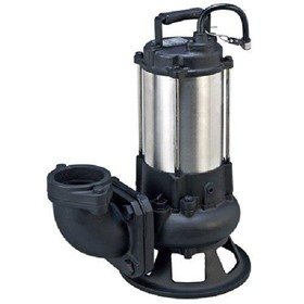 Domestic Sump Pumps | Manual 3 Phase Sewage Cutter Pump RIC220.3