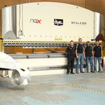 Boat Builder selects Pressbrake for ready support.