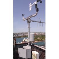 Monitoring weather conditions on Sydney Harbour Bridge