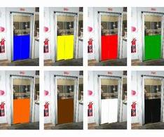 Swingflex coloured panels