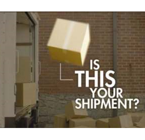 What's happening to your goods in transit?