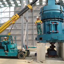 Break-day Super Pressure Trapezium Grinding Mill