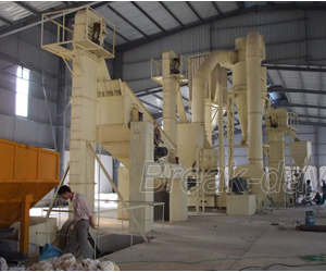 YGM High Pressure Suspension Grinder Mill