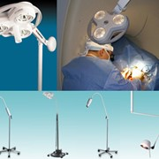 Sunnex surgical lights can turn smallest area into a surgical suite