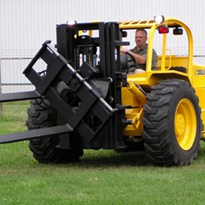 Flexilift Makes Rough Terrain No Problem