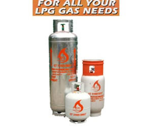 Is LPG used to fuel motor vehicles?
