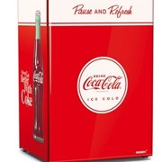 Coca Cola Retro Mini Bar Fridge  CKK110-167-AU-HU