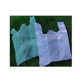 Fully Biodegradable Shopping Bag