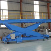 20 tonne scissor lift table: Scissor lifts built to last