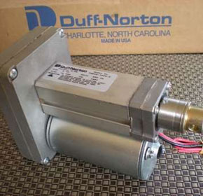 Duff Norton USA introduces a range of commercial duty electro-mechanical actuators