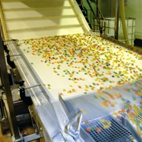 NSK saves over $250,000 for sweet manufacturer