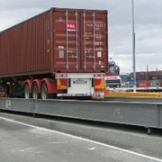 Case study: Ultrahawke weighbridge for P&O Ports Dynan Rd
