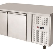 Stainless Steel Undercounter Bench Fridge