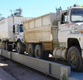 Case study: Ultrahawke truck scales for NSW feedlot
