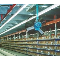 Air circulators provide economical solutions