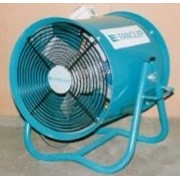 Fan mist provides safe cooling