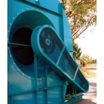 Centrifugals fans supply air on demand