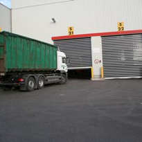 High speed doors for the waste industry
