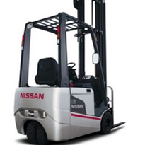 Nissan TX forklifts a win for business and environment