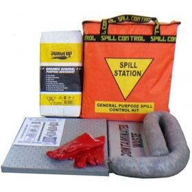 Spill Kits | AusSpill Compliant 20L General Purpose SKU - TSSIS20GP