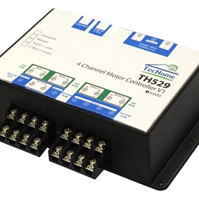 4 Channel Motor Controller | TH469