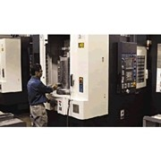 Horizontal machining saves costs