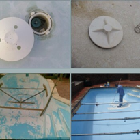 Hydrostatic Valves and Pool Bracing