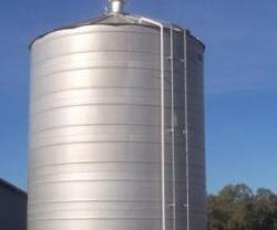 Installed Silo Vent