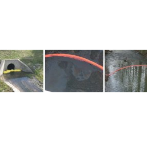 Case Study: Diesel fuel removal from retention pond