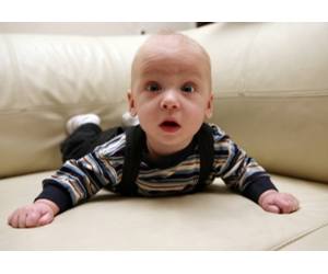 """Infants are particularly exposed because of the time they spend playing on the carpet."""