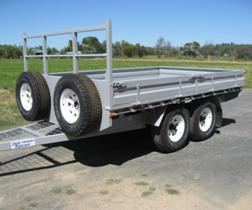 Customised Trailer from Rebel Equipment