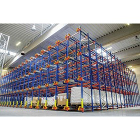 Shuttle Pallet Racking Systems