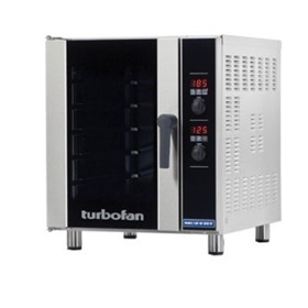 Turbofan Electric Convection Oven E33D5