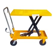 Scissor Lifting Trolleys