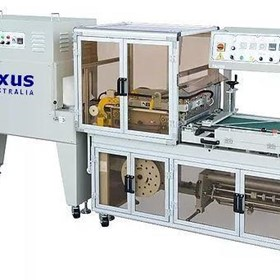 Fully Automatic L-Sealer & Shrink Tunnel