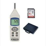 Sound Level Meter & Data Logger | With Traceable Certificate & SD Card