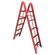 Aluminium Folding Ladder 5 Steps 1.43m | FLD5