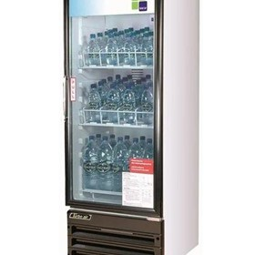 Austune Turbo Air upright 300L Display Fridge - FRS-300RP