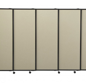 Straightwall Acoustic Portable Divider