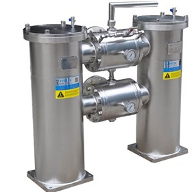 Tailored Duplex Filtration Solution | Liquid Filters & Filtration