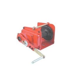 Hand Operated Brake Winches