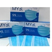 4ply Surgical Face Mask Level 2 Made in Vietnam 99% BFP TGA Registered