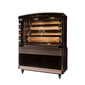 Spit Roast Rotisserie Oven | Mag 4 Gas