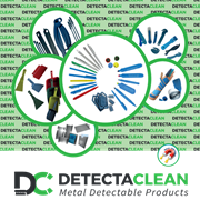 Detectaclean | Metal Detectable Products